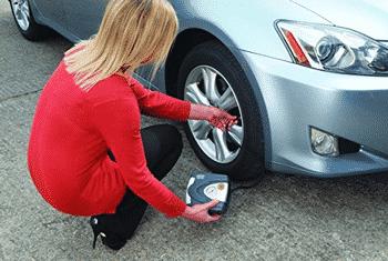 Comparatif compresseur d'air portatif pour voiture