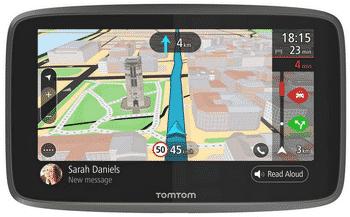 Avis GPS auto TomTom Go 6200