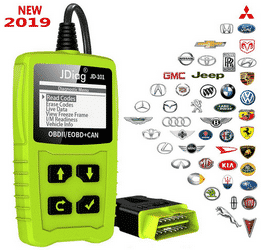 valise de diagnostic JDiag OBD2