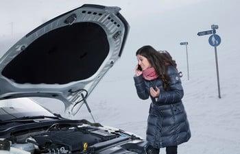 Protéger la mécanique auto l'hiver