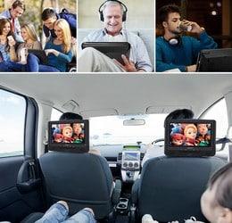 comparatif lecteur de dvd pour voiture