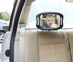 Meilleur miroir auto bébé pas cher