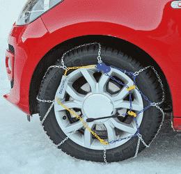 Bien choisir ses chaînes à neige