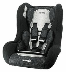 meilleur siège auto isofix