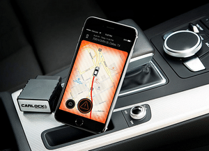test alarme voiture carlock traceur gps