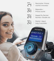 Critères choix transmetteur fm bluetooth