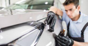 Définition traitement céramique voiture