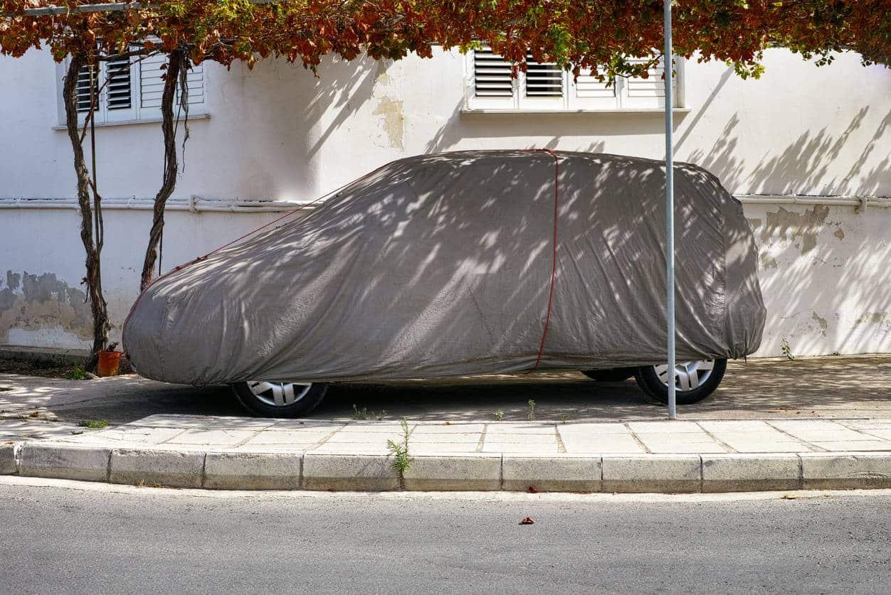 Avantages housse de protection automobile