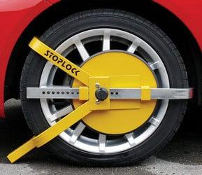Sabot de roue Stoplock HG 400 00
