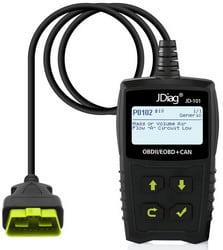 Valise de diagnostic auto JDiag OBD2