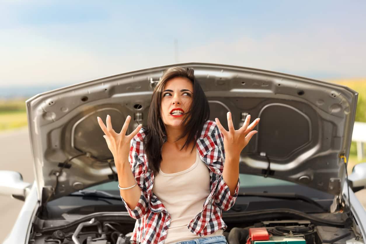 Gérer la panne d'un véhicule