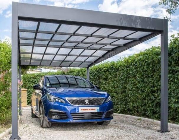 Choisir un carport plutôt qu'un garage