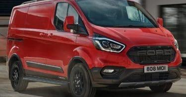 Tout savoir sur la Ford Transit Custom