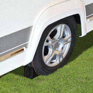 Cale de roue plastique Pro Plus