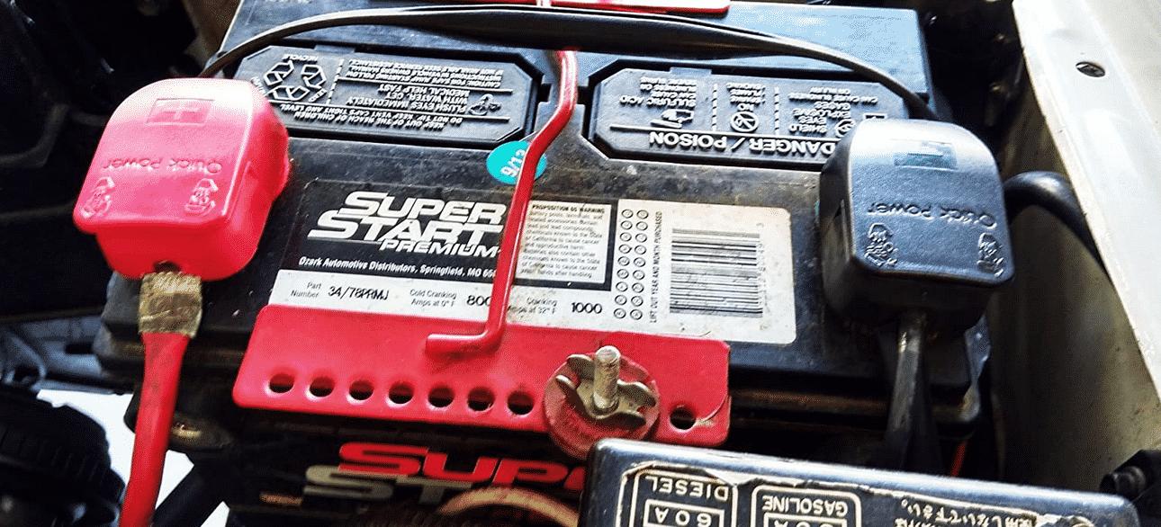 Meilleure cosse batterie auto