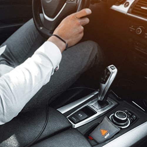 Sac absorbeur d'humidité réutilisable pour déshumidificateur de voiture ANSIO