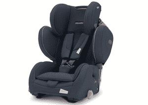 Test et avis sur le siège auto Recaro Kids Young Sport Hero
