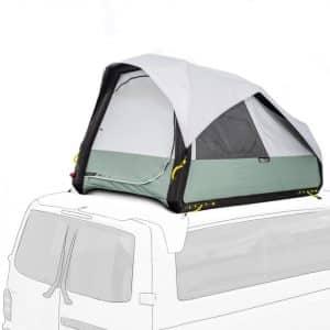 tente de toit pour utilitaire Quechua500 Fresh & Black