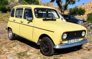 effectuer la restauration de sa Renault 4 l