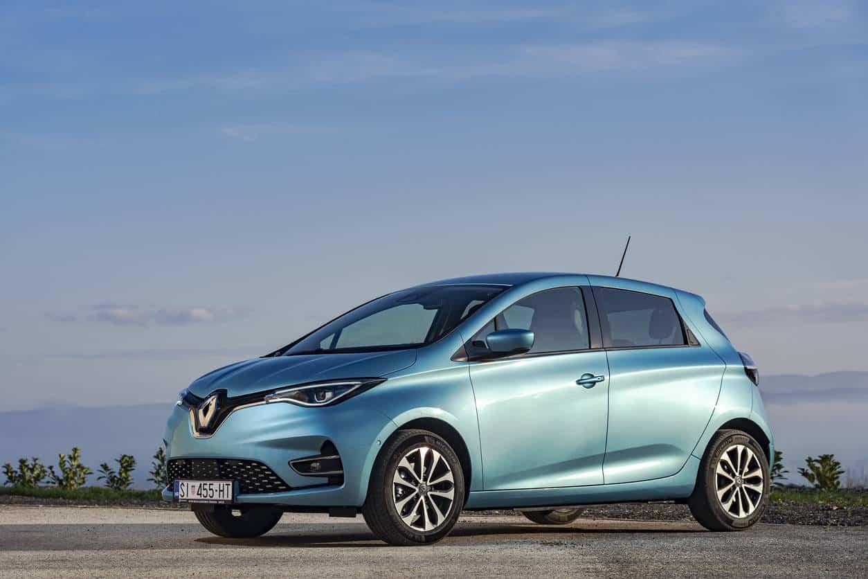 véhicules électriques Renault