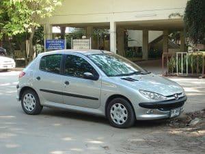Quel est le prix d'un changement d'embrayage sur une Peugeot 206
